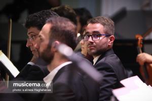 اجرای ارکستر سمفونیک تهران در تالار مجلل کنسرواتور چایکوفسکی مسکو