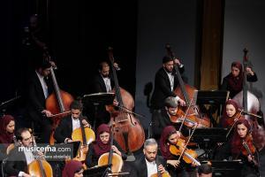 ارکستر سمفونیک تهران ؛ اجرای تهران (اردیبهشت 1397)