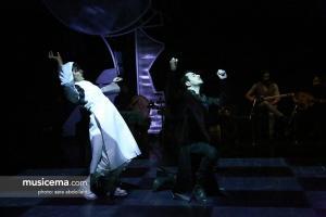 کنسرت - نمایش شط رنج (علی قمصری)