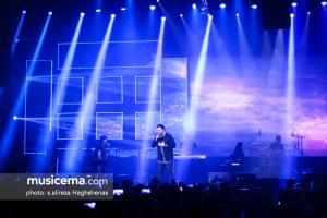 کنسرت محمد علیزاده - تیر 1396
